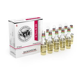 10 ampoules (200mg/ml) of Sustanon 250 (Testosterone mix) in USA