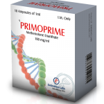 10 ampoules (100mg/ml) of Methenolone acetate (Primobolan) in USA