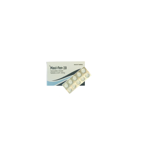 20mg (100 pills) of Tamoxifen citrate (Nolvadex) in USA