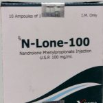10 ampoules (100mg/ml) of Nandrolone phenylpropionate (NPP) in USA