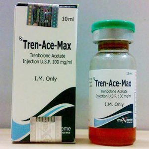 10ml vial (100mg/ml) of Trenbolone acetate in USA