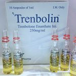 10 ampoules (250mg/ml) of Trenbolone enanthate in USA