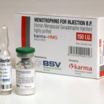1 vial of 150IU of Human Growth Hormone (HGH) in USA