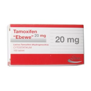 20mg (10 pills) of Tamoxifen citrate (Nolvadex) in USA