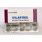200mg (10 pills) of Modafinil in USA
