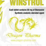 50mg (100 pills) of Stanozolol oral (Winstrol) in USA