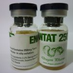 10 ampoules (250mg/ml) of Testosterone enanthate in USA