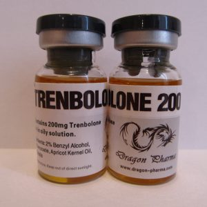 10 mL vial (200 mg/mL) of Trenbolone enanthate in USA