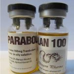 10 mL vial (100 mg/mL) of Trenbolone hexahydrobenzylcarbonate in USA