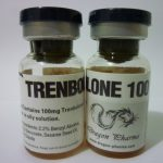 10 mL vial (100 mg/mL) of Trenbolone acetate in USA