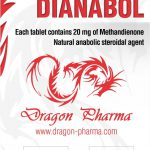 20mg (100 pills) of Methandienone oral (Dianabol) in USA