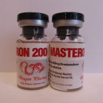 10 ampoules (200mg/ml) of Drostanolone propionate (Masteron) in USA