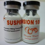 10 mL vial (100 mg/mL) of Testosterone suspension in USA