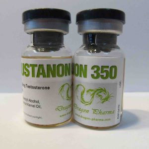 10 mL vial (350 mg/mL) of Sustanon 250 (Testosterone mix) in USA