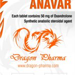 50mg (100 pills) of Oxandrolone (Anavar) in USA