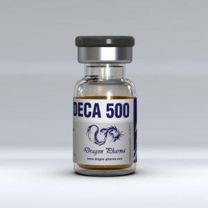 10 ml vial (500 mg/ml) of Nandrolone decanoate (Deca) in USA